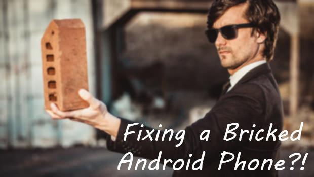 Android-phone-Bricked