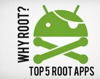 top 5 apps for rooted android phones
