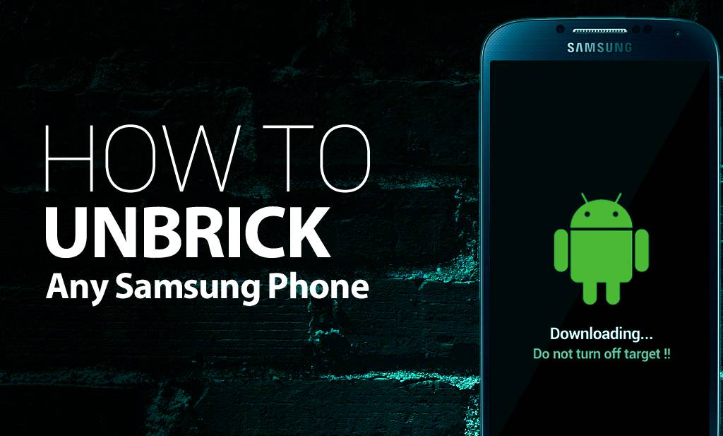 Unbrick Android