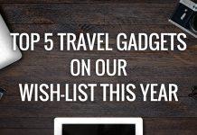top 5 travel gadgets