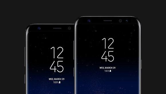 Samsung S8 banner