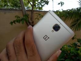 OnePlus 3 back