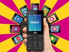 JioPhone registration