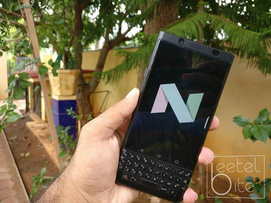 BlackBerry KeyOne 7