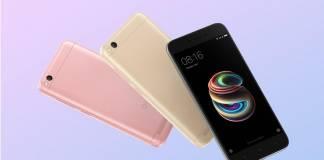 Xiaomi Redmi 5A, redmi 5a, redmi 5, android oreo, miui 10, update