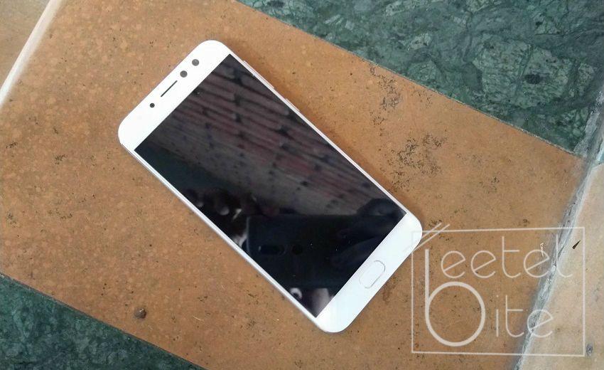 Zenfone 4 Selfie Pro Front