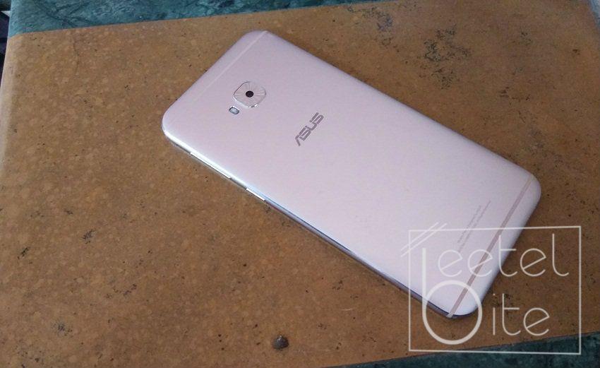 Zenfone 4 Selfie Pro Back