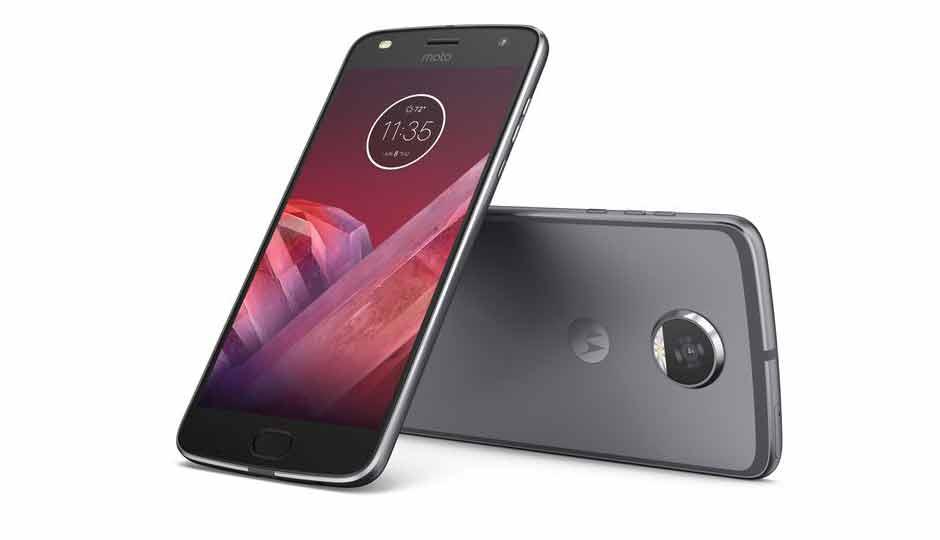 Motorola testing Android 8.0 Oreo for Moto Z2 Play?