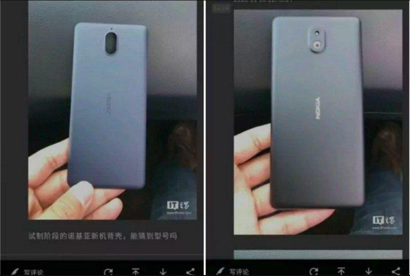 Nokia 1 leaks