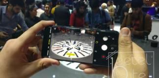 Samsung Galaxy S9+ Live Focus