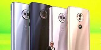 Moto G6 Launch