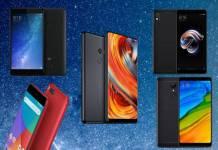 Xiaomi Top 5