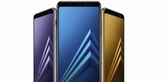 Samsung Galaxy A6 and A6 Plus