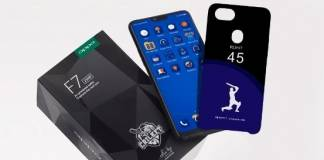 oppo f7 limited edition