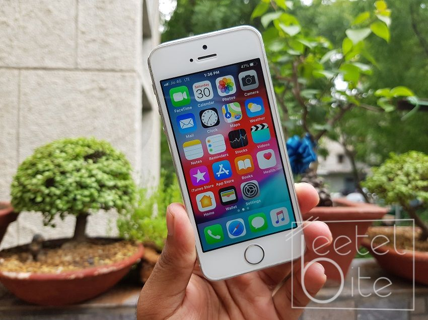 can i update iphone 5s to ios 11