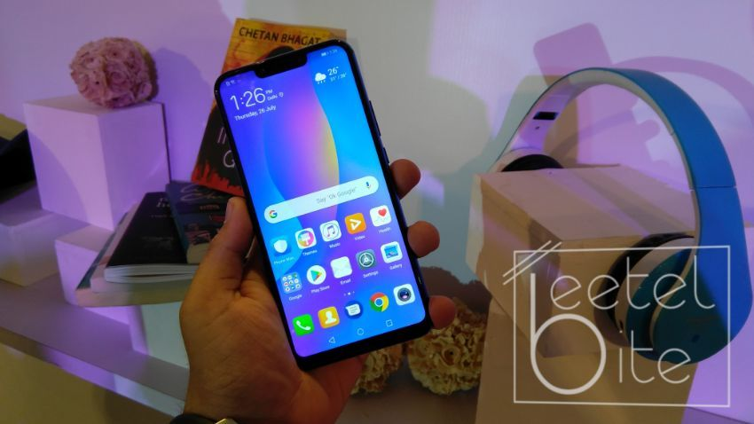 Huawei Nova 3, Nova 3i With 4 Cameras and more Launched in