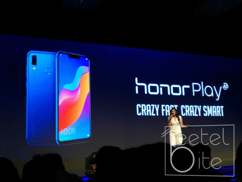 Honor Play launched in India: Price, Specifications and