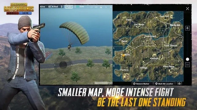 pubg, android