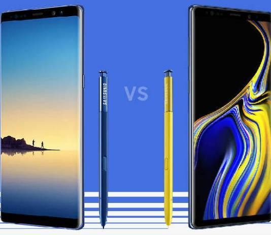 Samsung Galaxy Note 9, Galaxy Note 9, Samsung, Samsung Note 9, Galaxy Note 9 vs Note 8, Samsung Galaxy Note 9 vs Galaxy Note 8