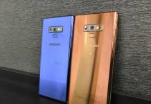 samsung, galaxy, note 9, first impressions