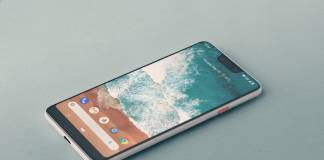 Pixel 3, Google, Render
