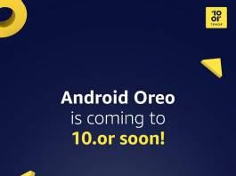 10.or tenor, android oreo