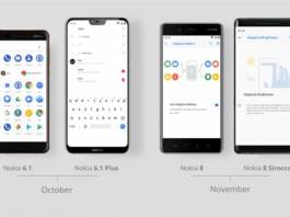 Nokia Android 9