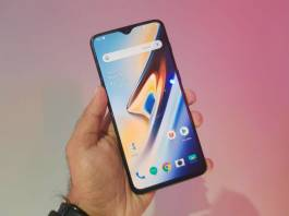 OnePlus, OnePlus 6T, OnePlus 6T launch