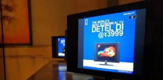 Detel, D1 TV