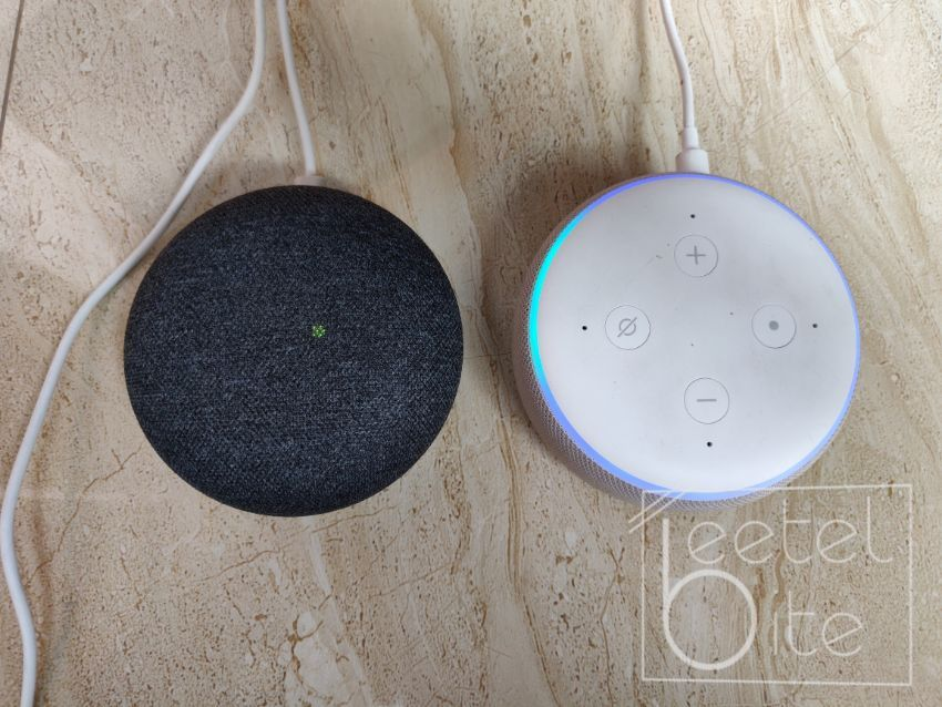 Echo Dot 3rd Gen, Home Mini