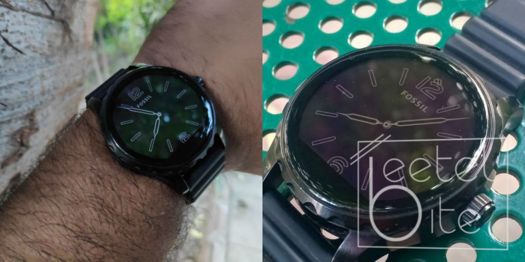 Fossil, Q Marshal, Smartwatch