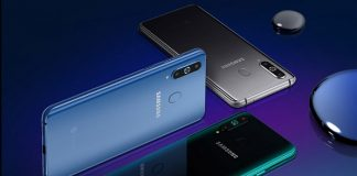 Samsung Galaxy A8s, infinity o display, galaxy a8s india launch, price in india