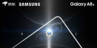 Samsung Galaxy A8s launch