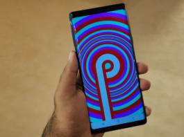 samsung, galaxy s9, galaxy note 9, one ui, android pie