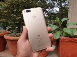 Xiaomi Mi A1, android pie, android one, mi a1