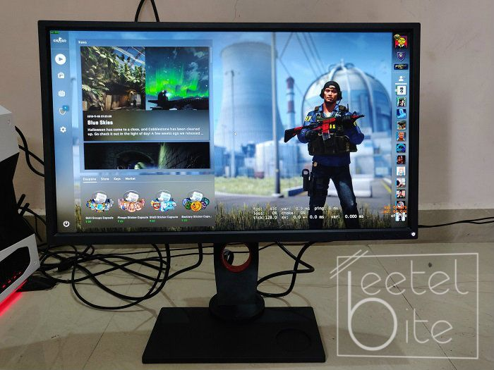 Zowie XL2546, Zowie XL2546, gaming, monitor, csgo, pubg, counter strike, global offensive, 240hz, refresh rate, price, price in india