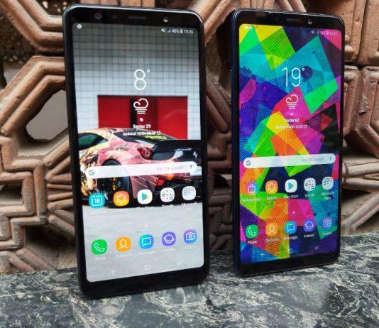Samsung, Galaxy A7, Galaxy A9