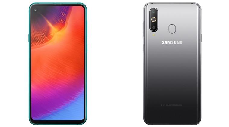 samsung, Galaxy A9 pro 2019