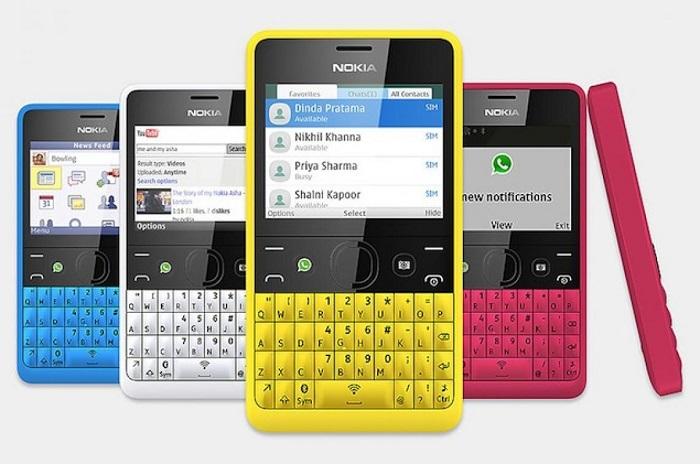 Nokia WhatsApp