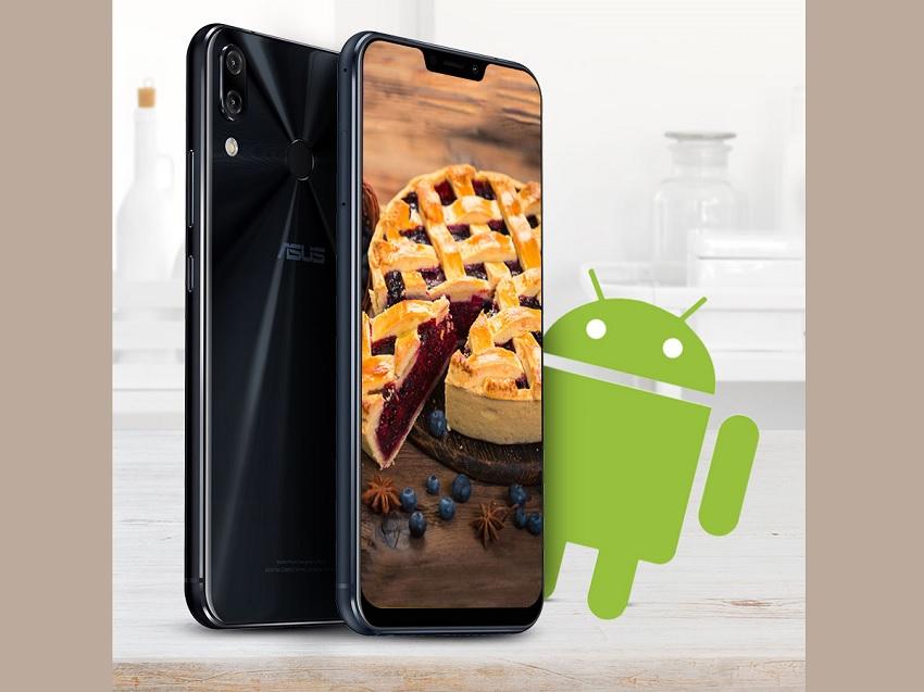android, andrid pie, asus, zenfone max pro m2, beta