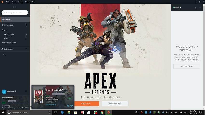 apex legends pc full game download