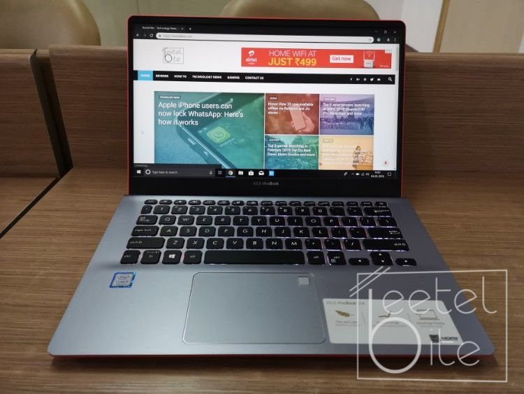 Asus VivoBook S14 (S430U) Review: MacBook Air got some competition