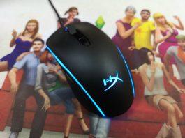 HyperX Pulsefire Surge, kingston, hyperx, gaming, mouse