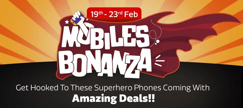 flipkart, sale, mobile bonanza, 2019