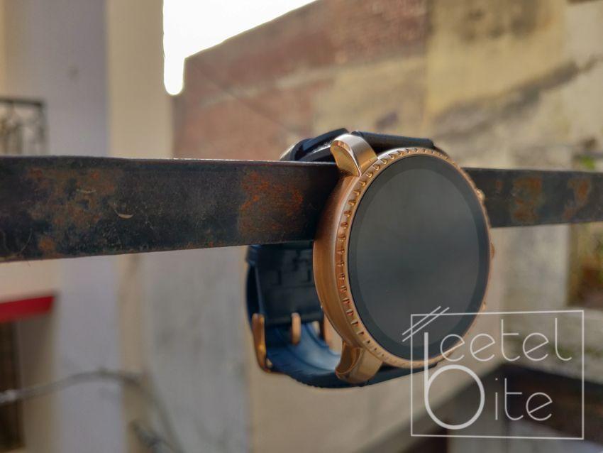 smartwatch, Fossil, Q Explorist Hr, Q4, Fossil Gen 4