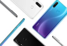 Huawei Nova 4e, huawei, android, emui