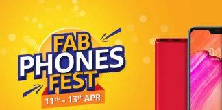 Amazon Fab Fest april