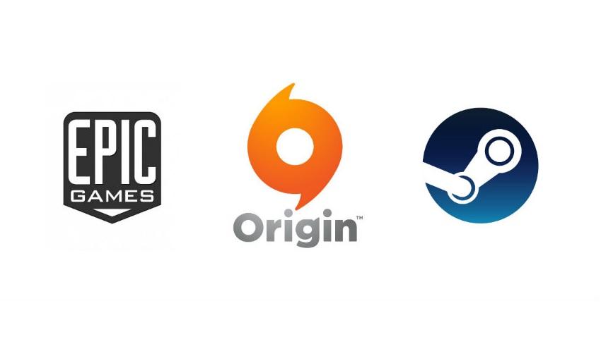 Steam Epic Origin Comparison 1