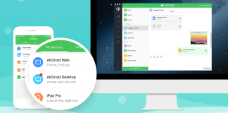 airdroid, android, ios