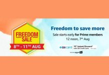 amazon, amazon india, amazon freedom sale
